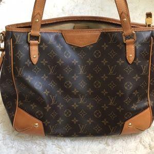 Authentic Louis Vuitton Estrela MM